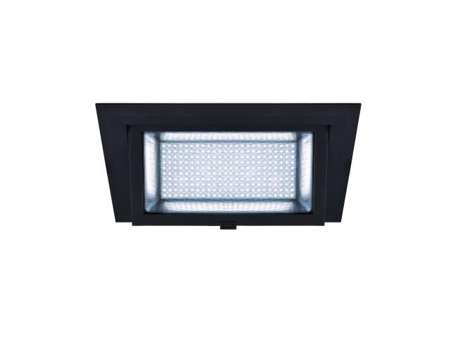 SLV ALAMEA LED Inbouw zwart 1xLED 4000K 35W