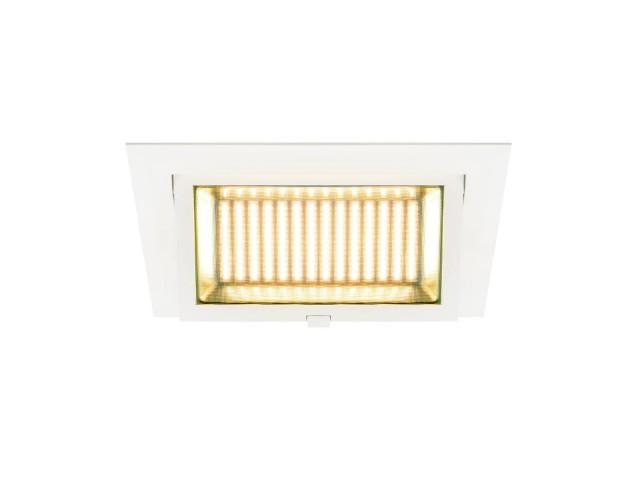 SLV ALAMEA LED Inbouw wit 1xLED 3000K 45W