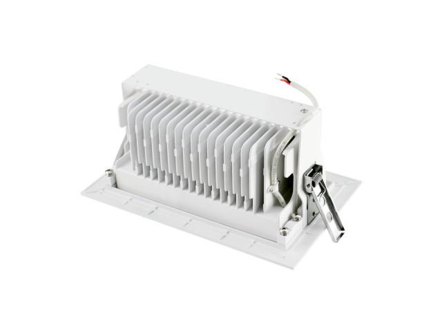 SLV ALAMEA LED Inbouw wit 1xLED 4000K 45W