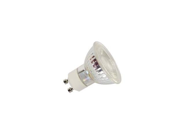 SLV LED QPAR51 GU10 38° 2700K 400 lm dimbaar