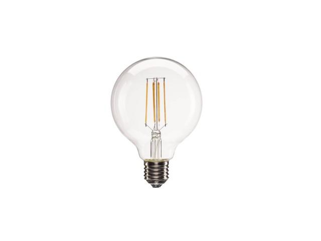 SLV E27 LED G95 330° 2700K 806lm