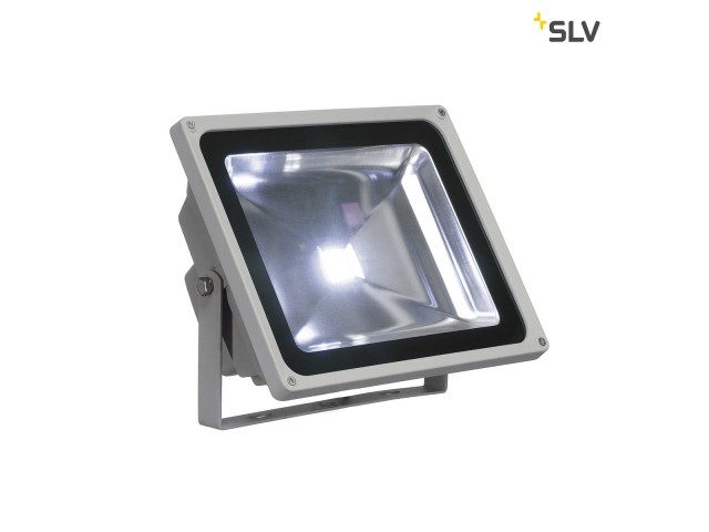 SLV LED OUTDOOR BEAM 50W zilvergrijs 1xLED 5700K