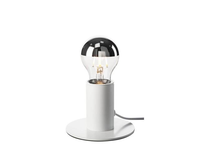 SLV FITU tafellamp wit 1xE27