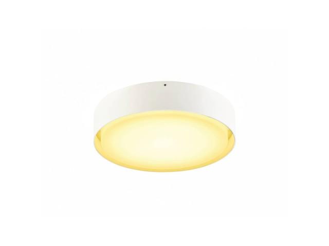 SLV LIPA plafondlamp wit 1xLED 3000/4000K