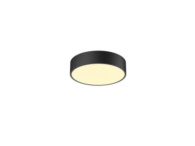 SLV MEDO 30 DALI zwart 1xLED 3000/4000K