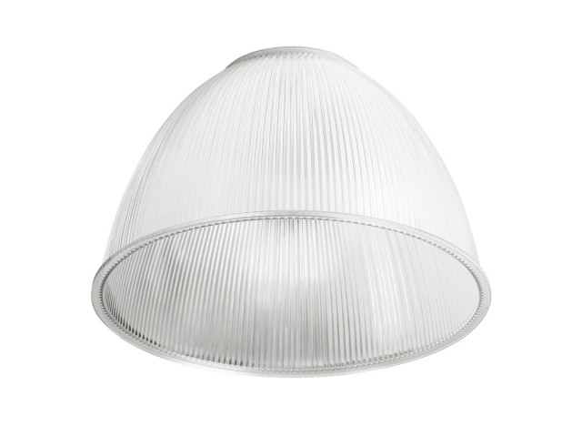 SLV PARA DOME E27 helder plastic reflector