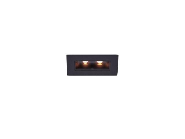 SLV MILANDO zwart 1xLED 3000K 330lm