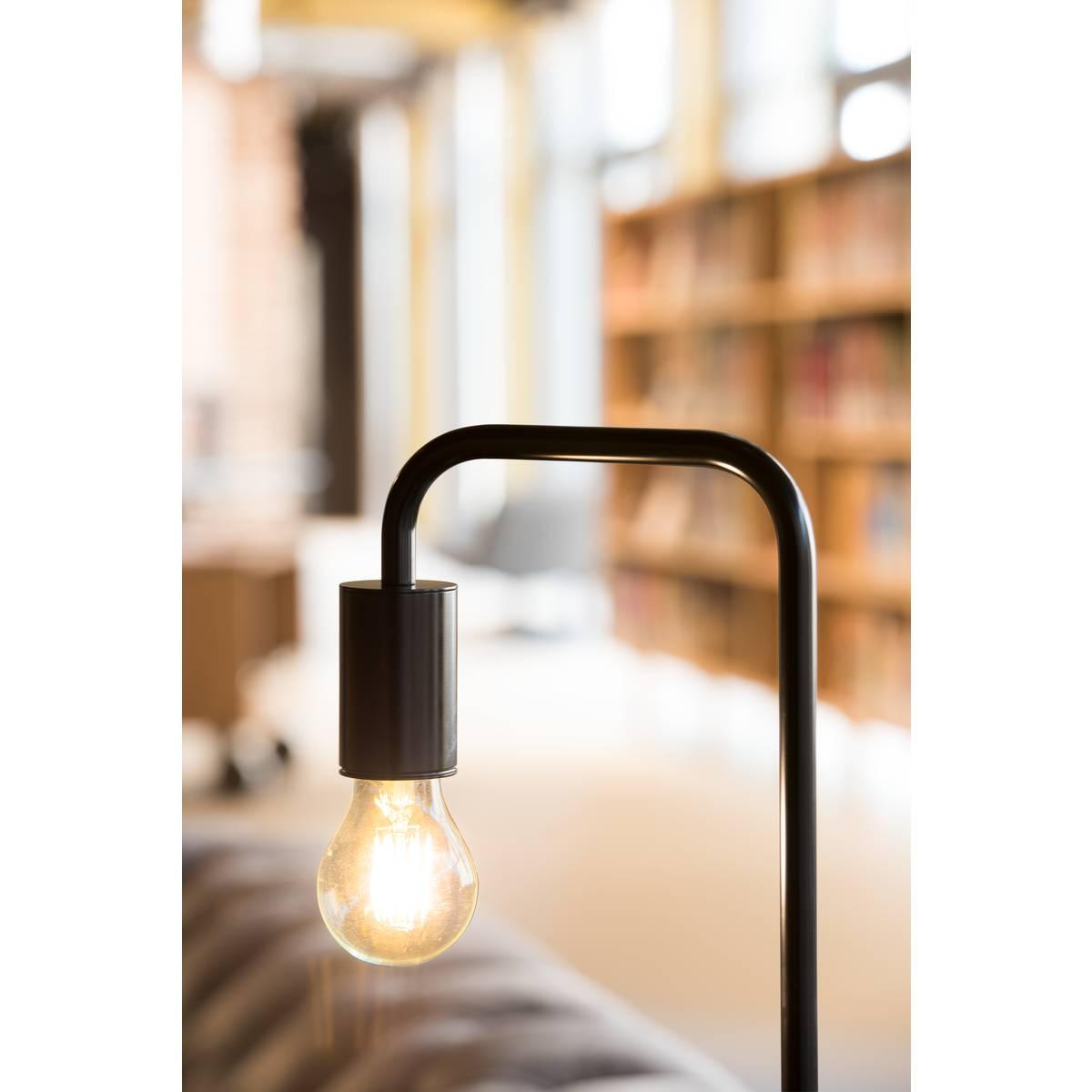 Koop online fitu staande lamp zwart xe  van slv