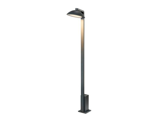 SLV MALU staande lamp antraciet 1xLED 3000K