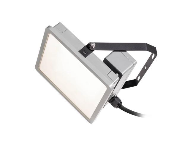 SLV ALMINO wandlamp grijs 1xLED 4000K