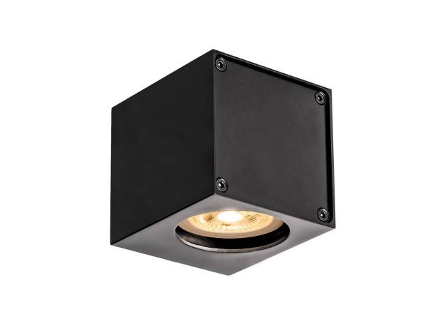 SLV ALTRA DICE wandlamp klein zwart 1xGU10 WL-1