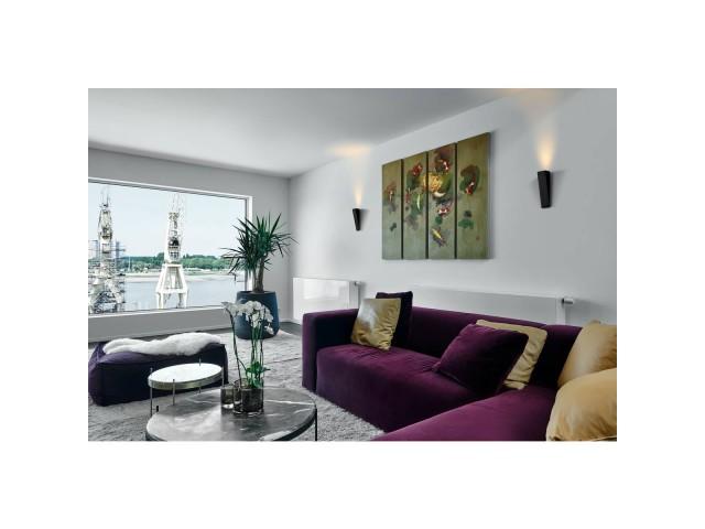 SLV ALTRA DICE wandlamp groot zwart 1xGU10 WL-2