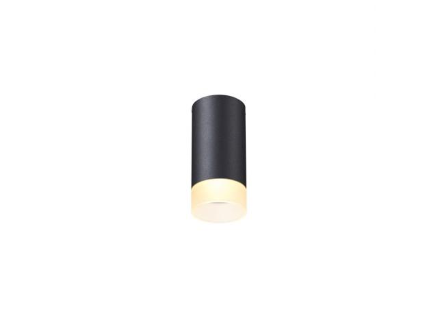 SLV ASTINA CL zwart plafondlamp 1xGU10