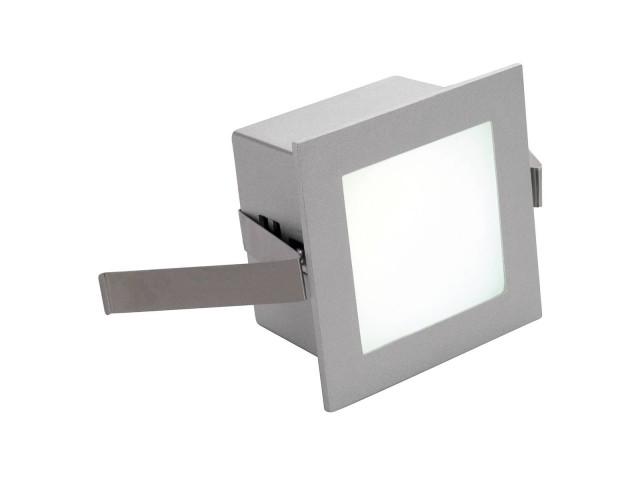 SLV FRAME BASIC LED zilvergrijs 1xLED 4000K