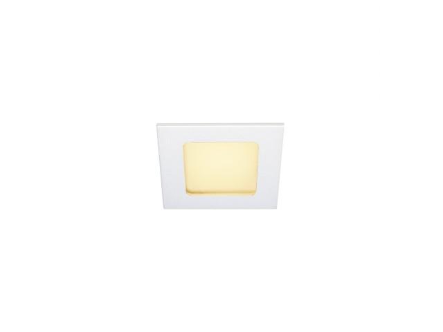 SLV FRAME BASIC LED SET wit mat 1xLED 3000K