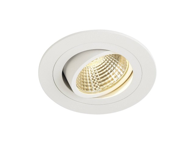SLV NEW TRIA LED DL ROUND SET wit 1xLED 3000K