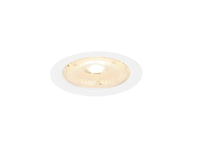 SLV F-LIGHT Noodverlichting wit 1xLED 3000K 60gr