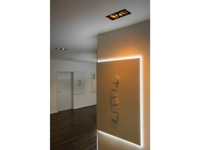 SLV COB LED MODULE Aixlight Pro wit 1xLED 3000K 70°