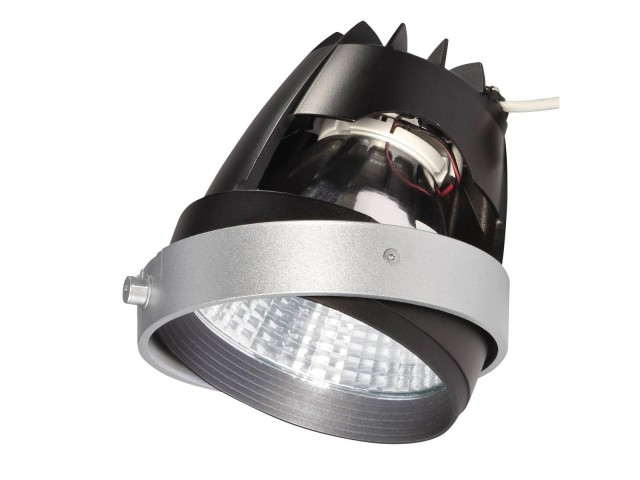 SLV COB LED MODULE zilvergrijs 12gr CRI90 4200K