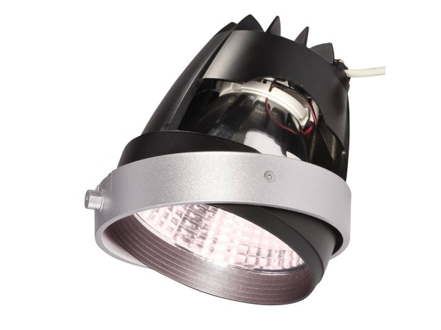 SLV COB LED MODULE zilvergrijs 70gr CRI65