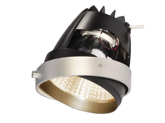 SLV COB LED MODULE zilvergrijs 30gr CRI90 3200K