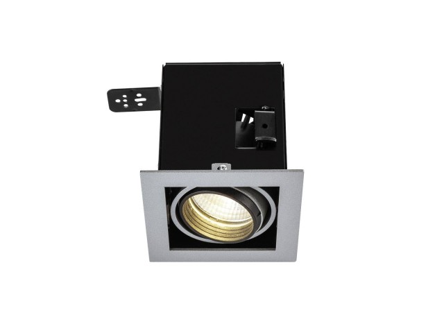 SLV AIXLIGHT PRO 50 1 FRAME zilvergrijs/zwart