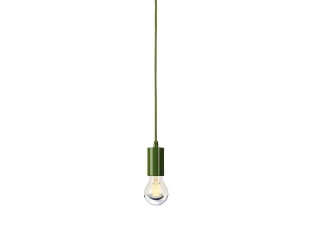 SLV FITU hanglamp 1xE27 varengroen