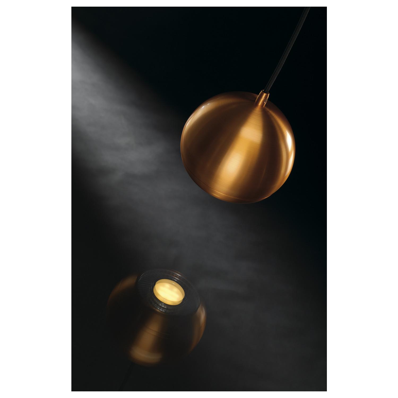 koop online light eye koper geborsteld 1xgu10 133489 van slv webshop slv nederland. Black Bedroom Furniture Sets. Home Design Ideas