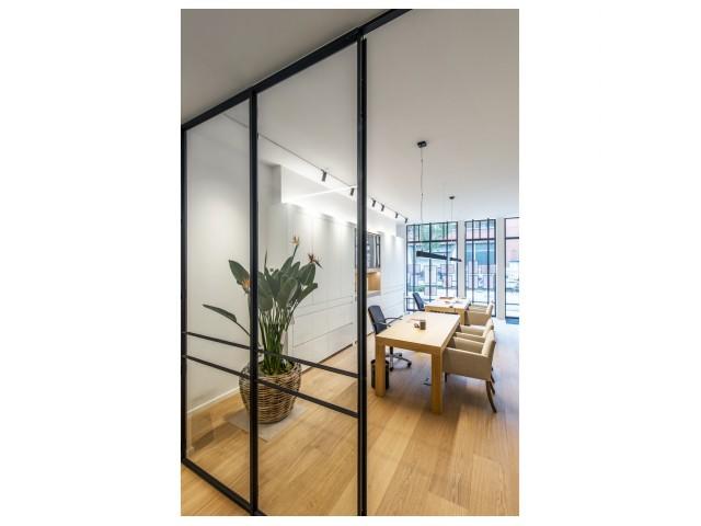 SLV 1-Fase Spanningsrail inbouw wit 2m