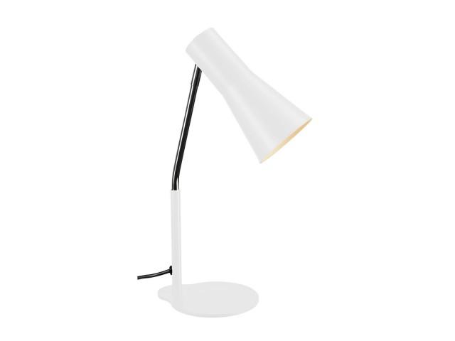 SLV PHELIA tafellamp wit 1xGU10