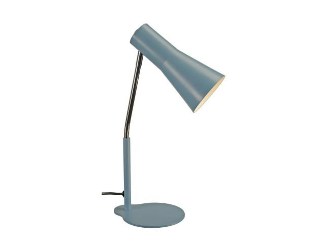 SLV PHELIA tafellamp lichtblauw 1xGU10