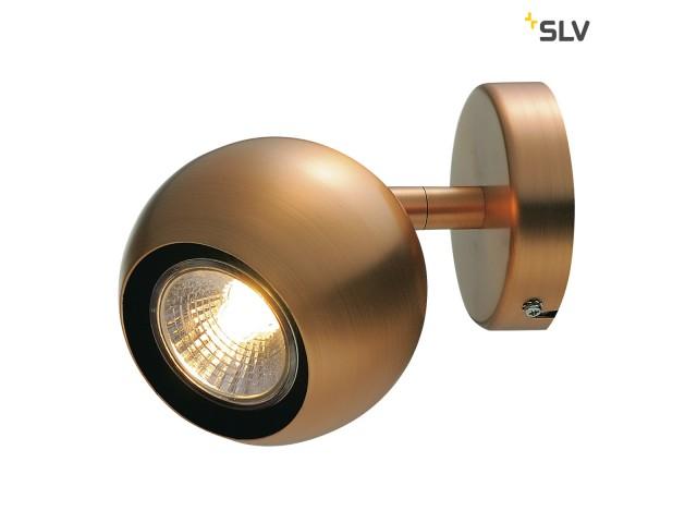 SLV LIGHT EYE 1 GU10 koperkleur GU10 max. 50W