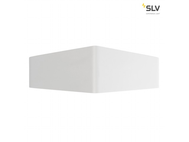 SLV CARISO WL-3 wit 2xLED 3000K