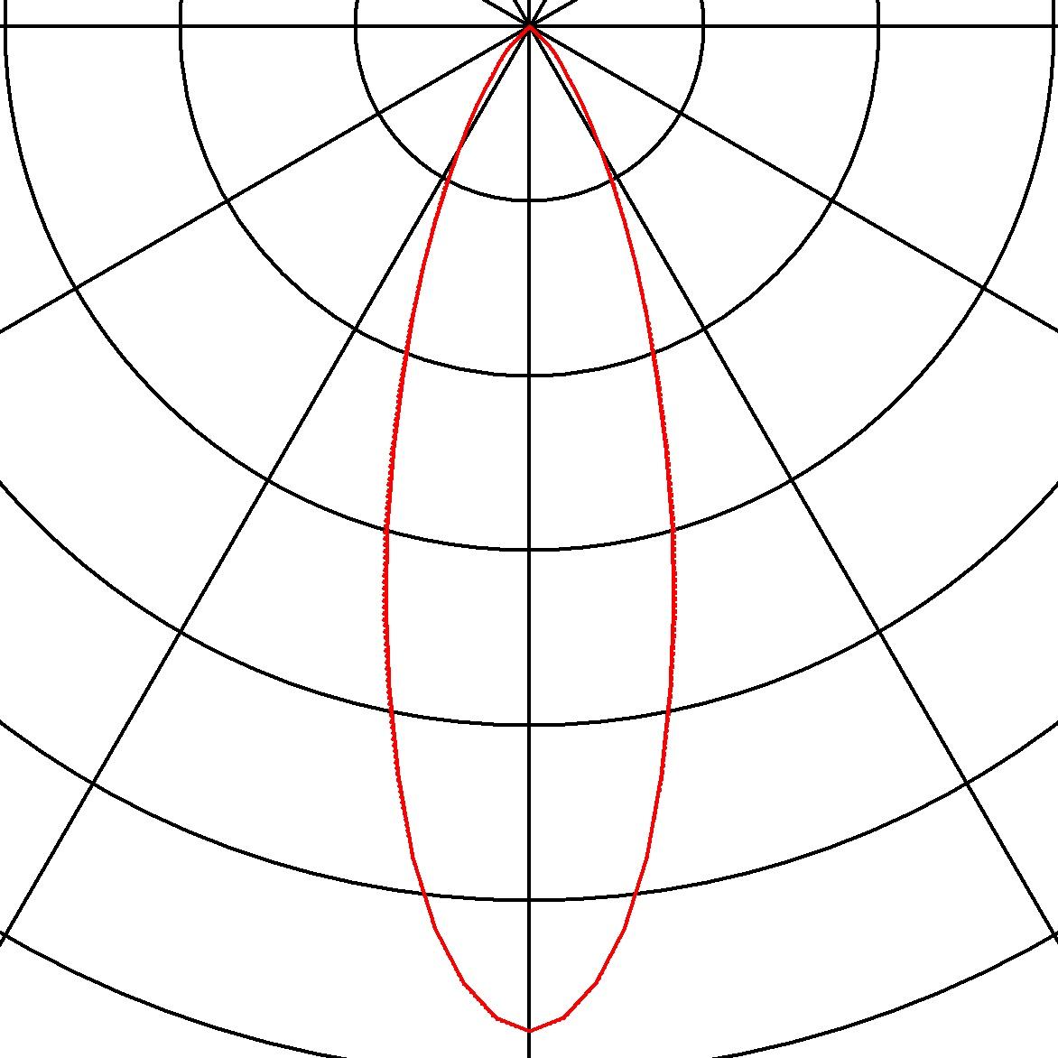 SLV EURO CUBE SPOT zwart 1xLED 4000K 30°, 3-Fase