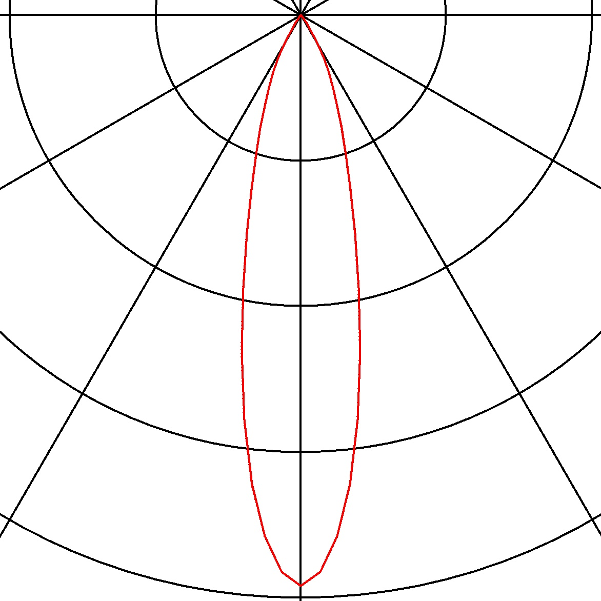 SLV BILAS SPOT zwart mat 1xLED 2700K 25° 3-Fase