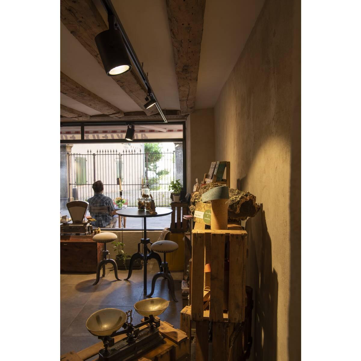 koop online kalu track qrb111 zwart 1xg53 3 fase 153580 van slv webshop slv nederland. Black Bedroom Furniture Sets. Home Design Ideas
