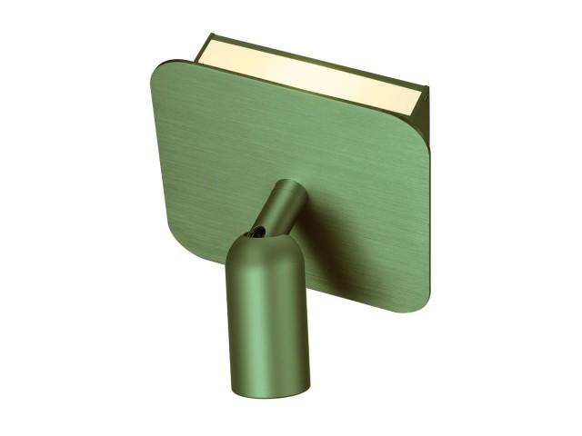 SLV NAPIA green 2xLED 3000K, schakelaar