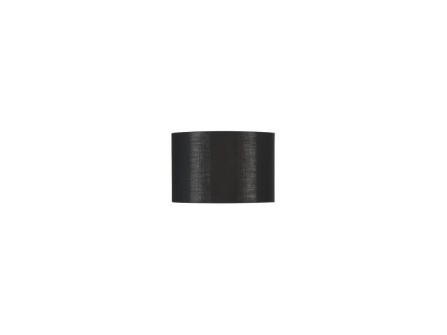 SLV FENDA lampenkap D300/H200 zwart/koper