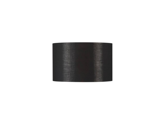 SLV FENDA lampenkap D455/H280 zwart/koper