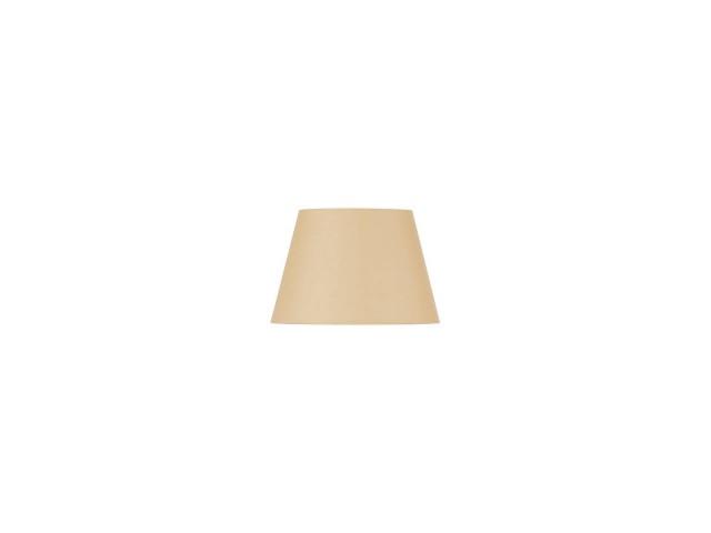 SLV FENDA 30cm lampenkap conisch beige