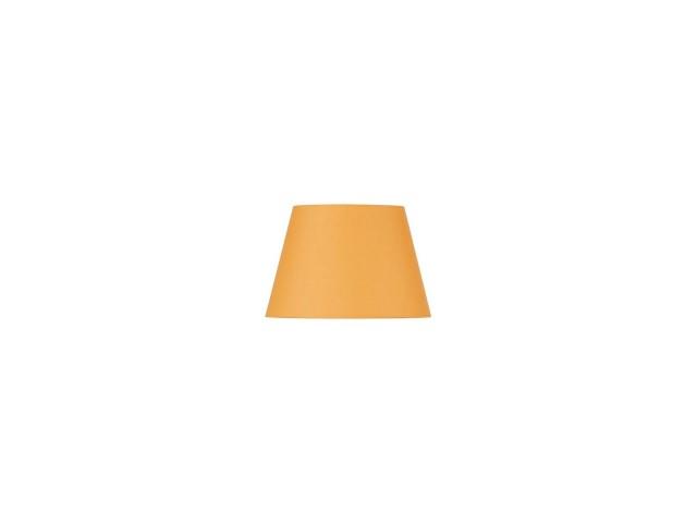 SLV FENDA 30cm lampenkap conisch geel