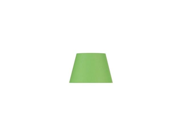 SLV FENDA 30cm lampenkap conisch groen