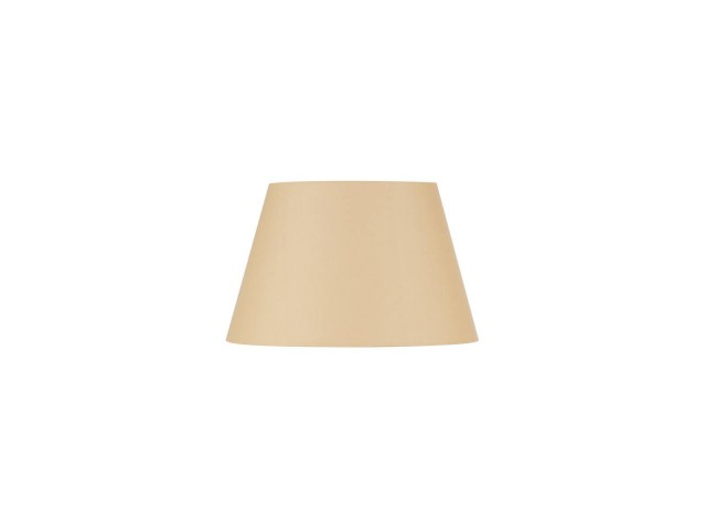 SLV FENDA 45cm lampenkap conisch beige