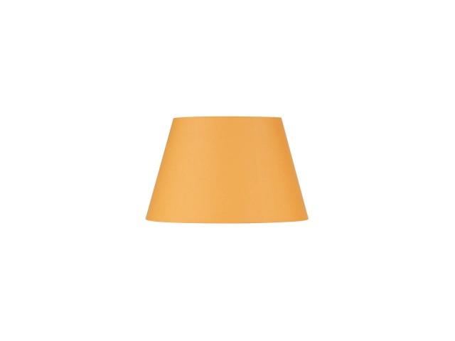 SLV FENDA 45cm lampenkap conisch geel