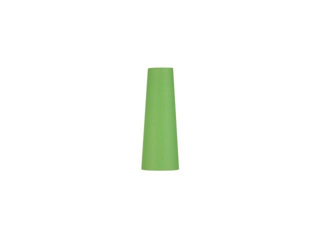 SLV FENDA 15cm lampenkap conisch groen