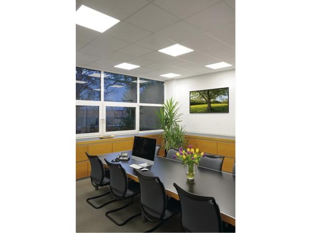 SLV LED PANEL wit 1xLED 4000K 617x617mm