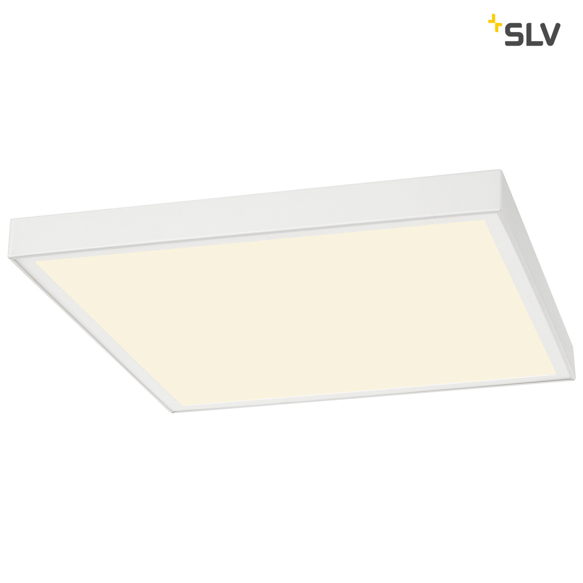 SLV I-VIDUAL LED PANEL 62,5x62,5 raster wit LED 3000K
