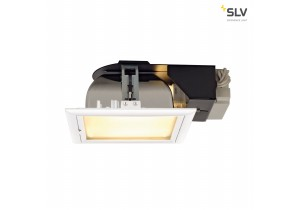 BIG WHITE QUOR 52 EVG Downlight, wit, TC-DE, 2x26W (160021 | 307683) Downlights van SLV