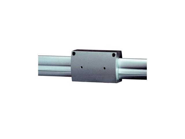SLV Doorverbinder voor EASYTEC 2 zilvergrijs
