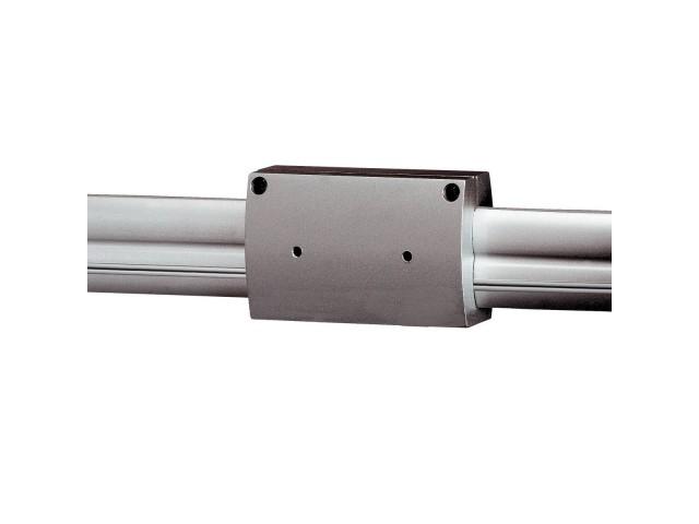 SLV Geisoleerde verbinder EASYTEC 2 zilvergrijs